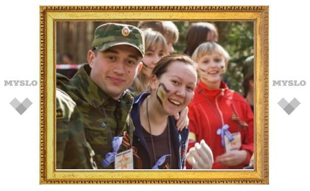 Тульская команда примет участие во Всероссийском финале игры «Победа»