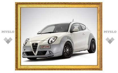 Производитель автокомпонентов занялся тюнингом машин Alfa Romeo
