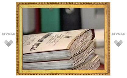 Тульский следователь, уволенный за подлог, требует компенсацию