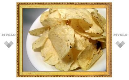 В Тульской области станут делать чипсы