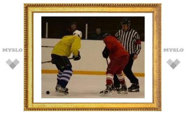 В Алексине определят лучших хоккеистов