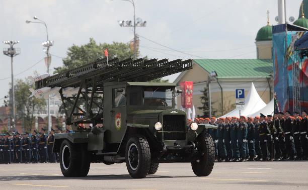 Ограничение движения и схемы транспортных маршрутов в Туле на 5 мая