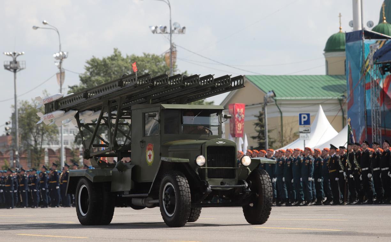 Ограничение движения и схемы движения транспорта в Туле на 5 мая