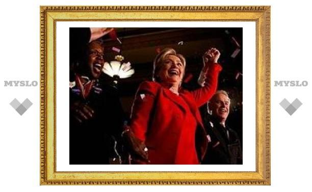 Хиллари Клинтон выиграла праймериз демократов в Техасе