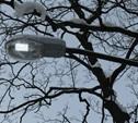 В тульских дворах установят светодиодные светильники
