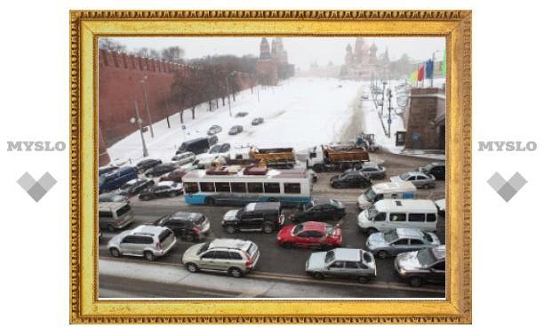 Две улицы в Москве стали односторонними