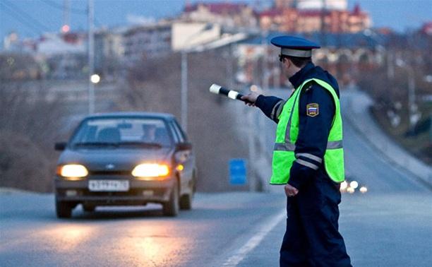 9 апреля ГИБДД объявит охоту на пьяных водителей