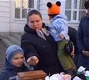 К Пасхе туляки собрали деньги и подарки для сирот