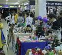 Тульские школьники приняли участие в новогодней ярмарке рукоделия