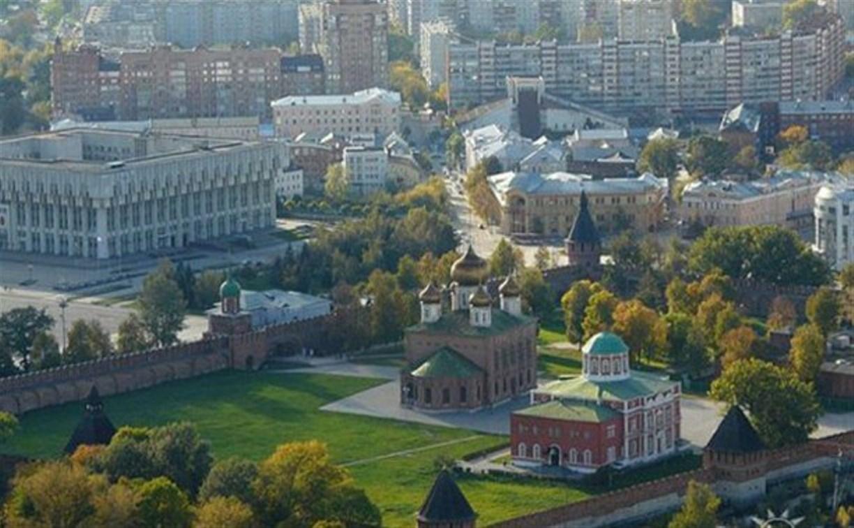 Сегодня дежурный по Туле Максим Колычев