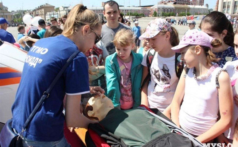Туляков научат оказывать первую помощь пострадавшим