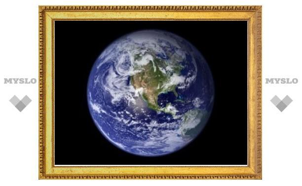 Радиус Земли оказался почти постоянным