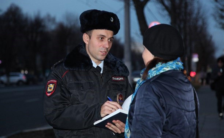 Поможем «Народному участковому» из Алексина выиграть Всероссийский конкурс!