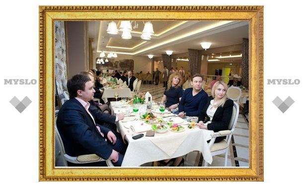 В Туле открылся ресторан «Багратион Холл»