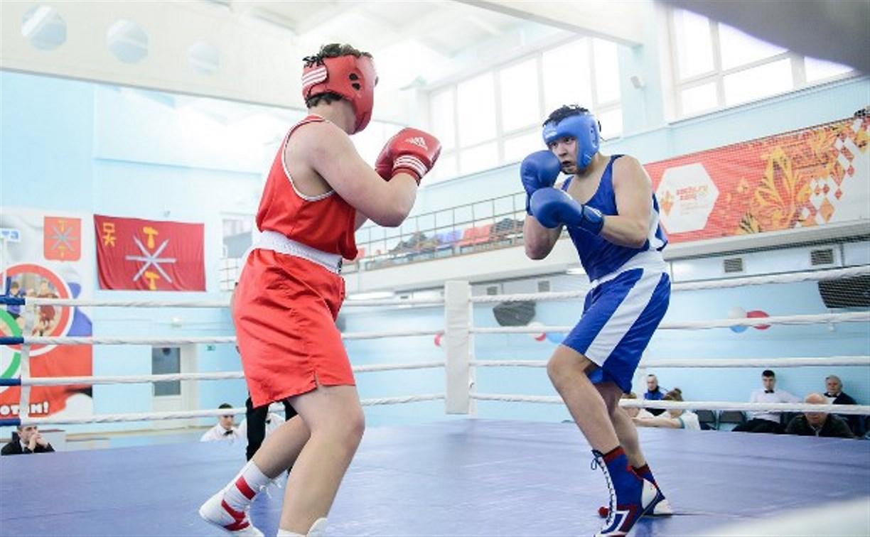 Тульские боксёры разыграли 32 комплекта наград