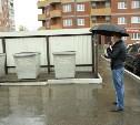 В Туле УАТН проверил состояние контейнерных площадок