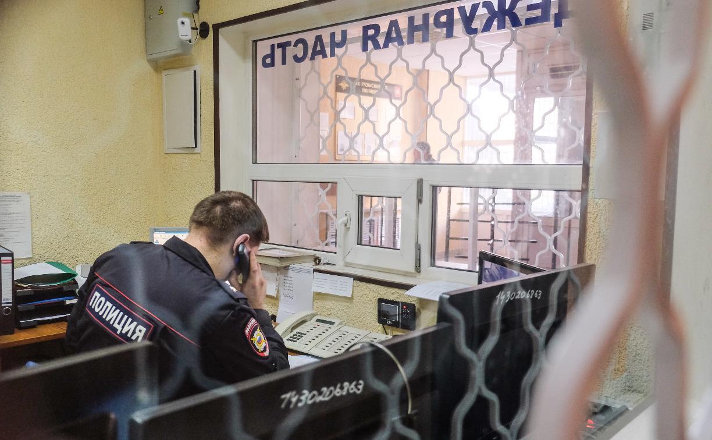 «Застрявший в СССР» туляк пришел в полицию и заявил, что не желает жить по российским законам