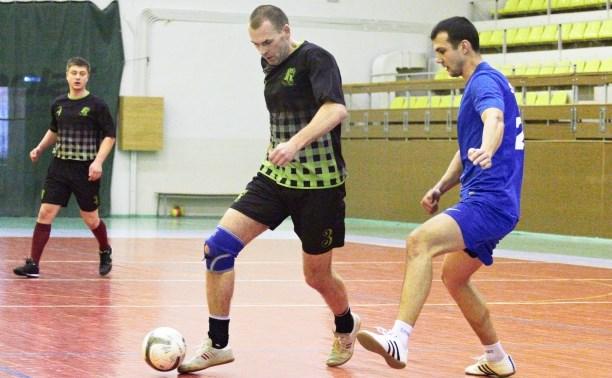 «Слободка» взяла реванш за поражение в первом круге Высшей Лиги ЛЛФ