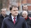 Владимир Груздев встретится с жителями Донского