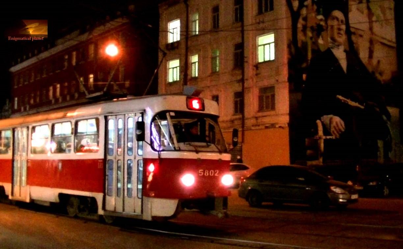До середины июня на тульских улицах ограничено вечернее движение трамваев