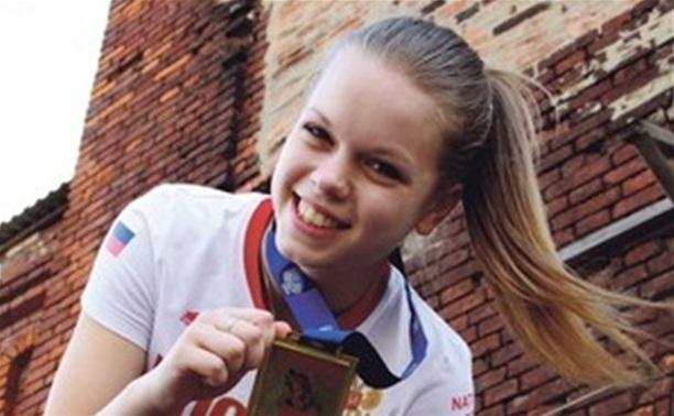Тулячка стала чемпионкой Европы по рукопашном бою