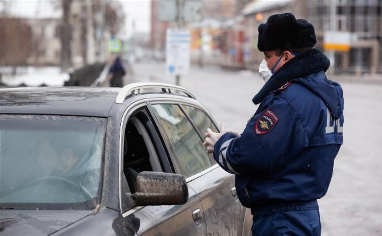 За неделю жители Тульской области более 34000 раз нарушили ПДД