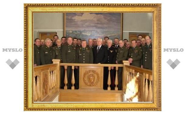 Военных судей отправят на гражданскую службу