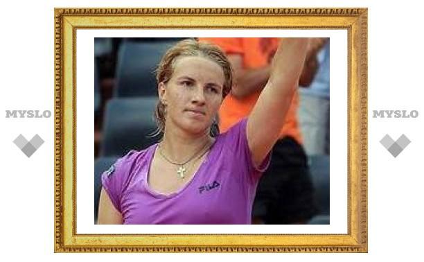 """Кузнецова пообещала выиграть """"Ролан Гаррос"""" для Федерера"""