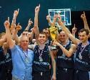 Баскетболисты «Новомосковска» поборются за звание лучших в России