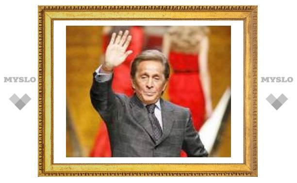 Валентино станет почетным парижанином