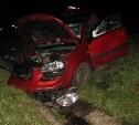 Две девушки пострадали в аварии в Воловском районе