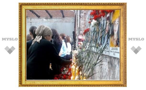 Туляки вспомнят жертв террора в Беслане