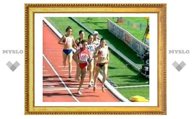 В Туле собрались лучшие молодые легкоатлеты