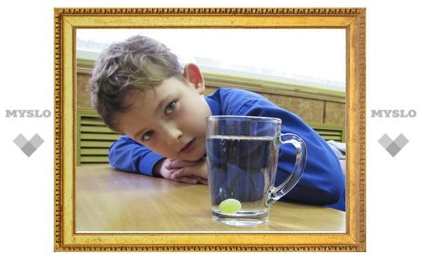 Юных туляков научили очищать воду
