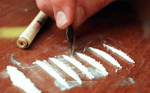Тульские полицейские задержали трех подозреваемых в незаконном обороте наркотиков