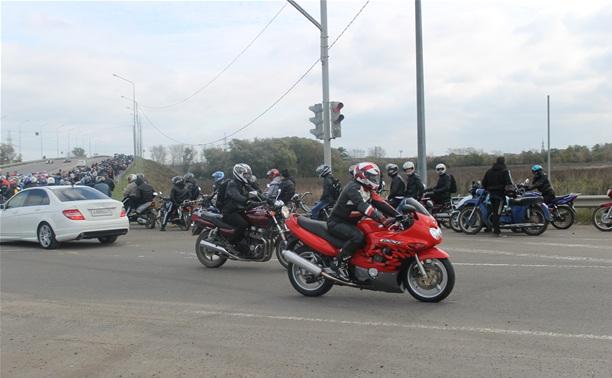 В Туле появилась трасса для мотокросса