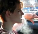 Союз молодёжи попросил Госдуму запретить курение за рулём