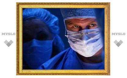 Тульским медикам покажут видеооперацию
