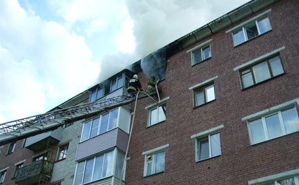 В Алексине пожарные спасли 14 человек