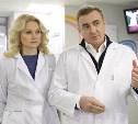 Татьяна Голикова и Алексей Дюмин посетили Тульскую детскую областную больницу