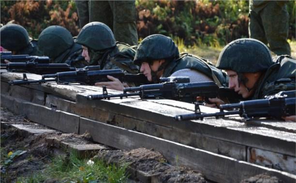 Команда военно-патриотического клуба Тулы отличилась на игре «Полигон» в Иваново