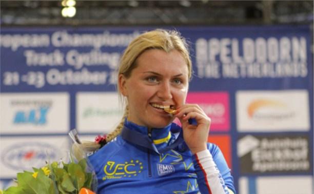 Уроженка Тулы выступит на Чемпионате Европы по велоспорту на треке