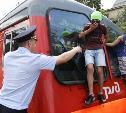 «Зацеперы» на каникулах: тульские железнодорожники проводят рейды возле школ