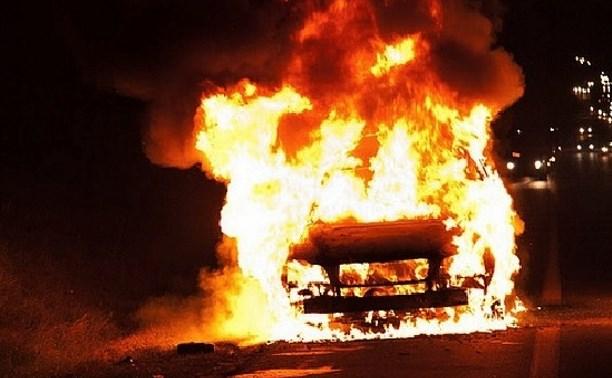 В Нижегородской области в результате взрыва автомобиля с тульскими номерами погибла женщина
