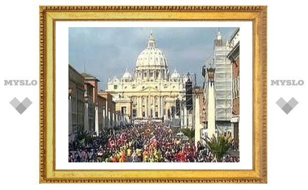 """Ватикан """"перевел"""" души некрещеных младенцев из особого места в аду в рай"""