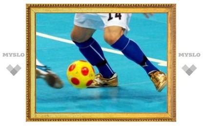 Тульские чиновники сыграют в мини-футбол