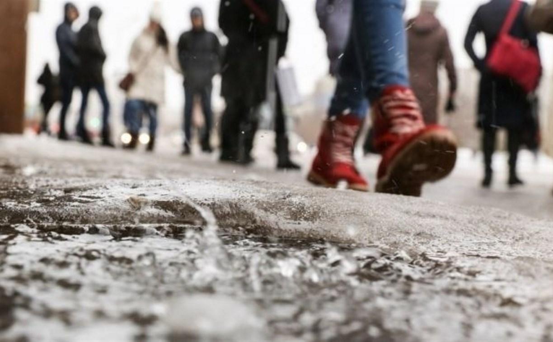 Погода в Туле 13 марта: ветер, снег и гололедица