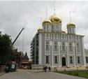 В Тулу прибыли два главных колокола для колокольни Успенского Собора