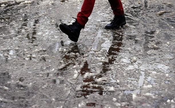 На смену аномальному февральскому дождю в Тулу придёт лёгкий мороз