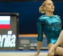 Тулячка Ксения Афанасьева - чемпионка Универсиады по спортивной гимнастике в опорном прыжке